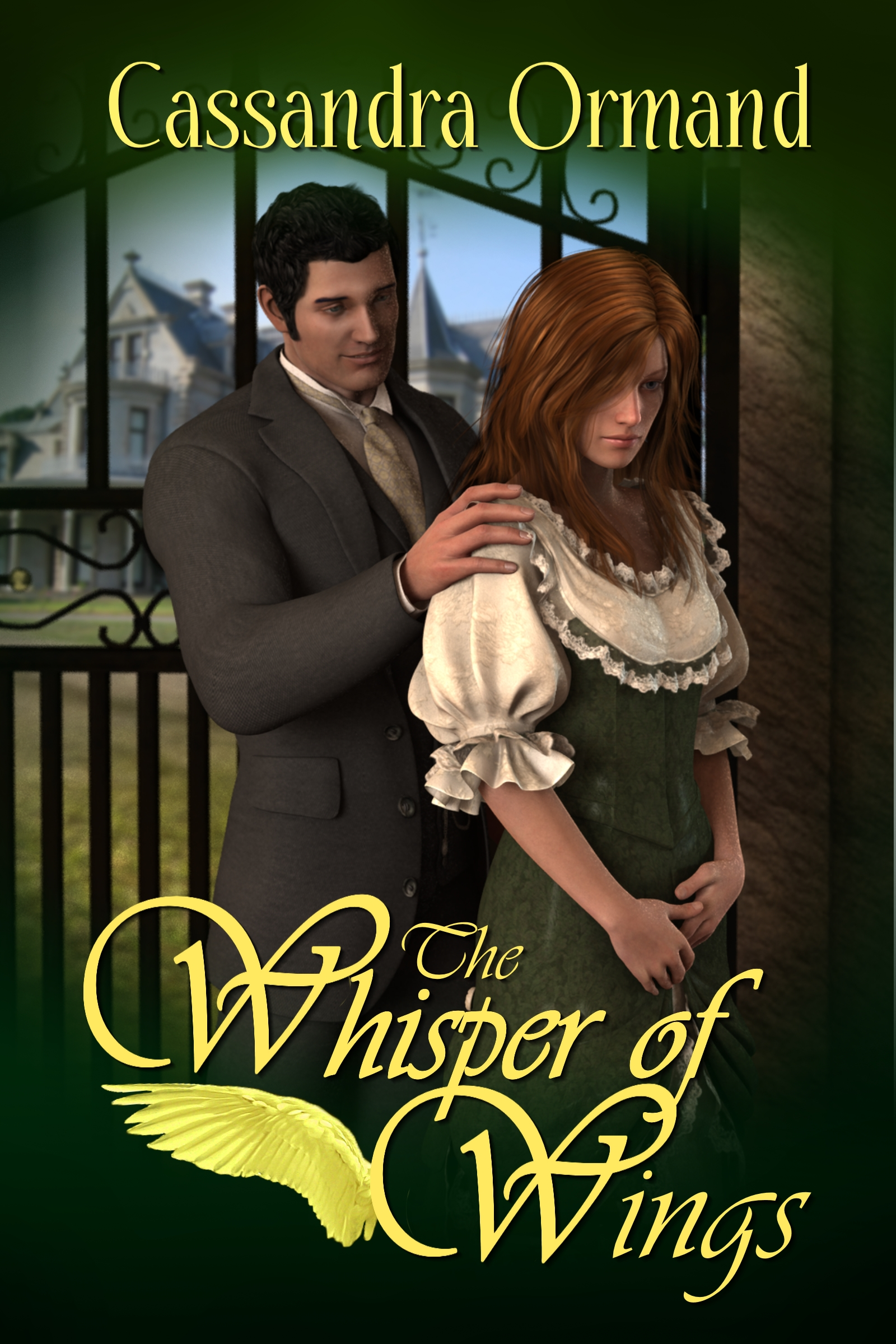 Whisper Of Wings Historical Romance